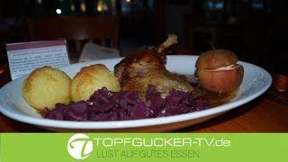 Gänsebraten | Festtagsbraten von der Brandenburger Freilandgans  | Rezeptempfehlung Topfgucker-TV