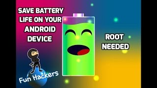 In this video i told you how to save or increase battery life on any android devices with 2 different methodsnote: Root is required