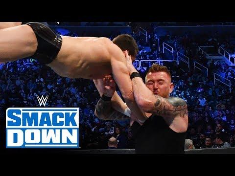 Daniel Bryan vs. Heath Slater: SmackDown, Feb. 7, 2020