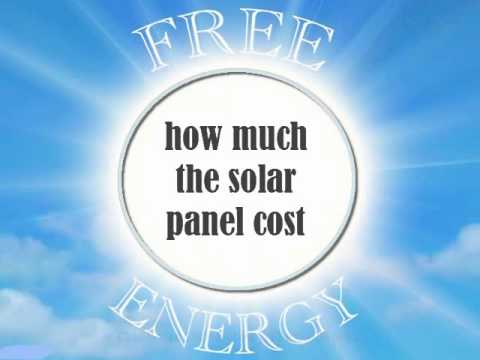 How Much the Solar Panel Cost | Learn the Solar Panel Cost