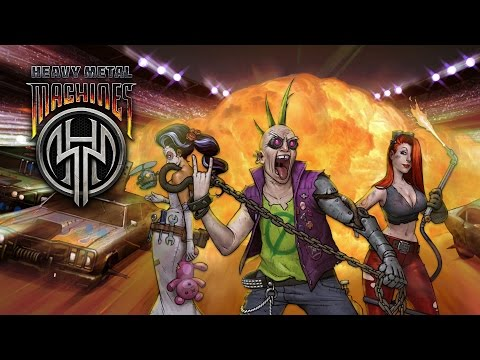 Gameplay AO VIVO – Heavy Metal Machines – (Feat. Josi Gamer)