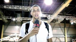 DraftExpress - Jordan Williams Pre-Draft Workout & Interview