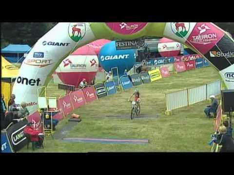 Lang Team Grand Prix MTB Jelenia Góra Trophy Maja Wloszczowska MTB Race 2013 (TVP SPORT)