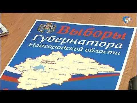 В Новгородской области закончился первый этап предвыборной губернаторской кампании