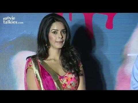 Mallika Sherawat - Dirty Politics trailer Launch