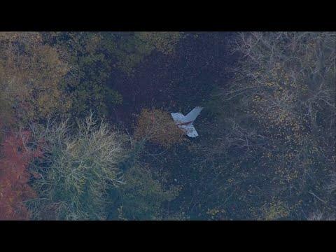 Video - Τέσσερις νεκροί μετά από σύγκρουση αεροσκάφους με ελικόπτερο στην Βρετανία