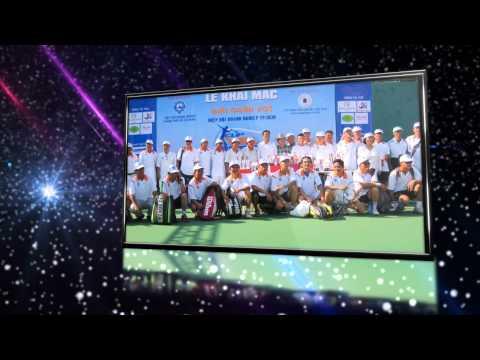 Giải quần vợt Hiệp hội Doanh nghiệp Tp. HCM - Cúp VBL lần III năm 2012