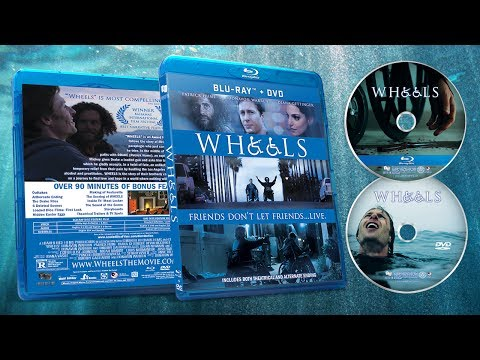 Wheels Movie Available On Blu-Ray + DVD July, 12th 2017