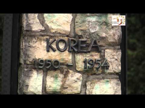 Visite des Vétérans de Corée chez leurs homologues néerlandais