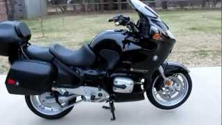 7. 2004 BMW R1150 RT, ABS, Navagation, new Michelin Pilot Road III's, only 10k miles, for sale in Texas