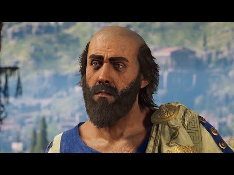 Выполняем поручение Гиппократа в свежем геймплейном видео Assassin's Creed Odyssey