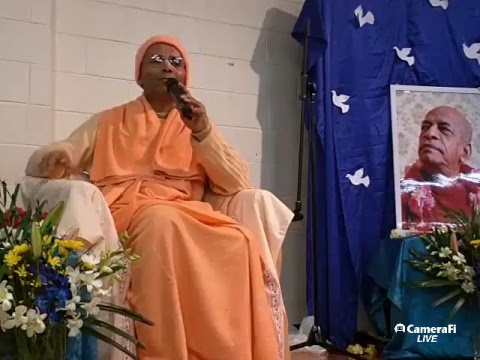 Bhakti Rasamrita Swami's - The culture of hearning - Melbourne - 26 August 2017