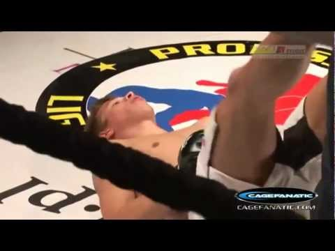 Fastest MMA KO - 3 second Head Kick Knock Out