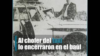 Un asalto histórico en Viale y una fuga de película en avión desde un camino de tierra