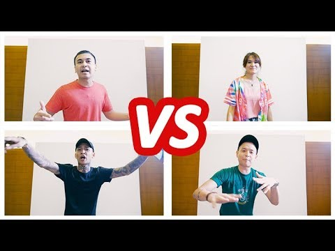 BATTLE RAP! YOUNG LEX VS SHERYL SHEINAFIA VS ERNEST PRAKASA VS RADITYA DIKA!