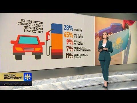 Налоговый маневр, или почему в Казахстане бензин дешевле чем в России..