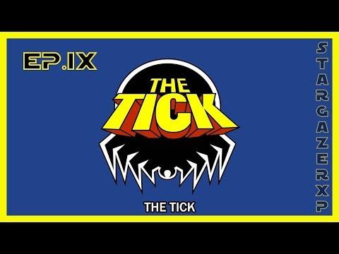 The Tick (1994-1996) - S01E09 (The Tick vs. Brainchild) | Stargazer-XP