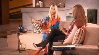 Nicki Minaj on The Queen Latifah Show 2013