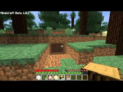 Minecraft มายคราฟ #1 Esp.1