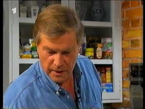 kochen - ARD - Alfredissimo - Kochen mit Bio - Jochen Busse - 1996 Stammt von ner Kassette von meinen Eltern ...