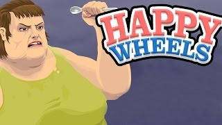 Video TROP SIMPLE OU PAS ! | Happy Wheels #03 ! MP3, 3GP, MP4, WEBM, AVI, FLV September 2017