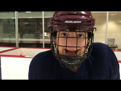 2017-2018 Rocky River All Hockey Hair Team (видео)