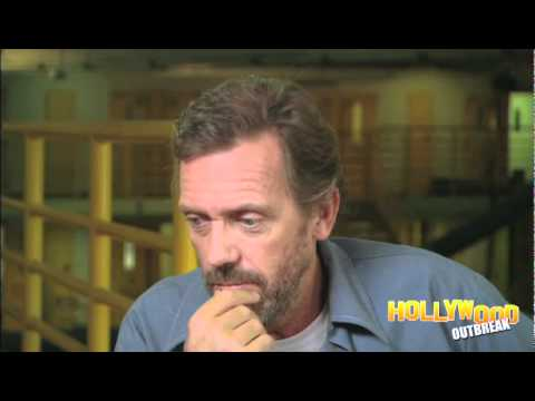 HUGH LAURIE: HOUSE WILL MISS LISA EDELSTEIN BUT THE SHOW MUST GO ON