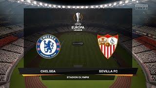 Download Video FIFA 19 | Chelsea vs Sevilla - Full UEFA Europa League Final Gameplay (Xbox One X) MP3 3GP MP4