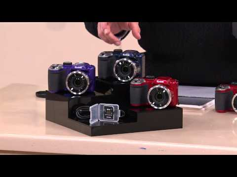 "Kodak PixPro AZ251 16MP 25X OpticalZoom HD Video, 3""LCD w/8GB Card with Dan Hughes"