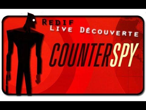 (Redif) Live découverte sur CounterSpy (Ps4)