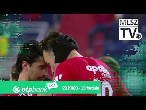 13. forduló: Újpest - DVTK 0-2 (0-2)