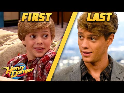 The FIRST & LAST 5 Minutes Of Henry Danger! | Henry Danger