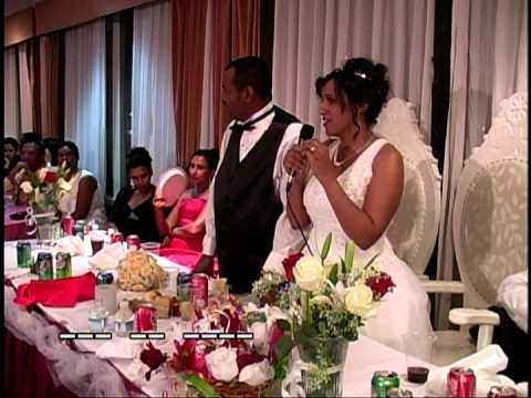 Wedding and Testimony by Fikirte Demissie – Part4