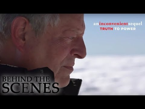 AN INCONVENIENT SEQUEL: TRUTH TO POWER | Shooting on Treacherous Ice | Official Behind the Scenes
