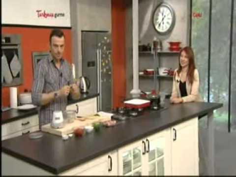 Diyetisyen ve Yaşam Koçu Gizem ŞEBER, Mutfaktakiler Programı'nın canlı yayın konuğu oldu...