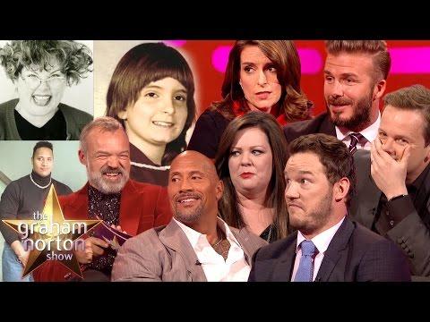 Graham Norton's Funniest Celebrity Throwbacks   Best of The Graham Norton Show