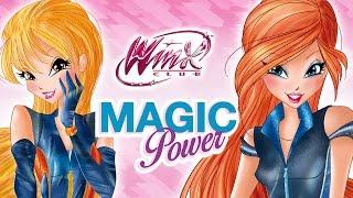 La collezione Winx Magic Power è in edicola!Trovate le Winx in versione Spy e Talent, ognuna con un veicolo diverso: scooter, elicottero, motoscafo e tanti altri!  Ogni Winx può guidarli tutti! Bloom la trovate anche con il Winx magazine n. 158 insieme alla sua auto!Scoprite di più qui https://goo.gl/hNkVba e volate in edicola! Iscriviti subito: http://goo.gl/8EJw1YFACEBOOK: http://www.facebook.com/winxclubWEBSITE: http://www.winxclub.comINSTAGRAM: http://www.instagram.com/winxclub