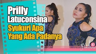 Video Cara Prilly Latuconsina Mensyukuri Anugerah Yang Tuhan Berikan Padanya MP3, 3GP, MP4, WEBM, AVI, FLV November 2018