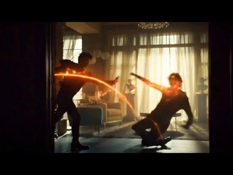 Magnus and Asmodeus scene   Shadowhunters 3x20