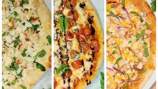 20 Minute Pizza Recipes | Easy Supermarket Shortcut Dinner Ideas by The Domestic Geek