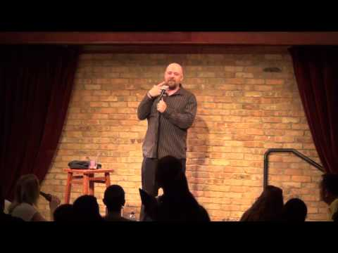 Comedian Bill Blank - Non sexual life partner