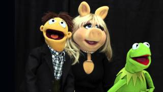 Interview with Walter (the Muppet) and Peter Linz