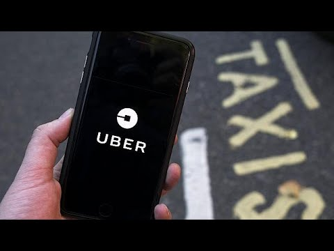 H Uber αναστέλλει την βασική της δραστηριότητα στην Ελλάδα