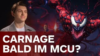 Video Carnage in Spider-Man: Homecoming 2?  | Avengers: Infinity War Tom Holland MP3, 3GP, MP4, WEBM, AVI, FLV Agustus 2018