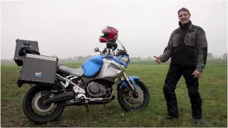2. Yamaha XTZ1200 Super Tenere long-term test review