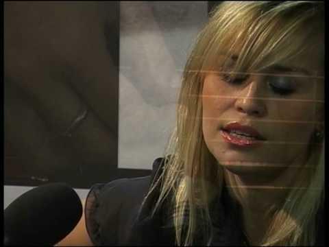 "Sofia Talvik: ""My James Dean"""