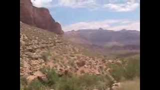 Here is our hike dow to Phantom Ranch in the Grand Canyon.