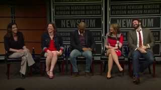 Date Lab Live! at the Newseum (Part 1)