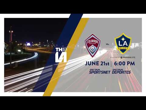 Video: LA Galaxy to Denver | On the Road
