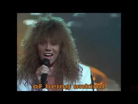 💀 Europe - Carrie Tocata1986 | Lyrics HK